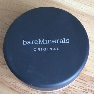 NWT bareMinerals Original SPF 15 foundation